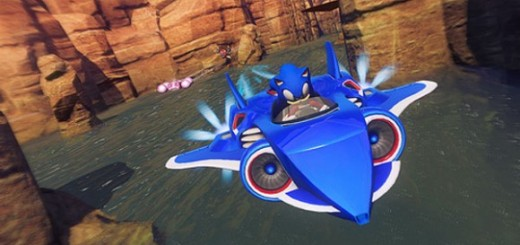 Sega announces Sonic & All-Stars Racing Transformed racing Game