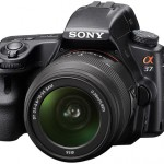 Sony NEX-F3 and SLT-A37 Cameras official with Specs, Price and Release Details