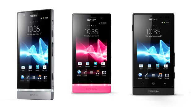 Sony Xperia P, U and Sola hit Europe and US