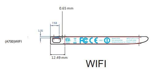 Acer Iconia Tab A700 Tablet gets through FCC