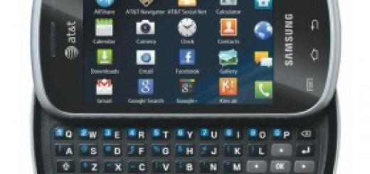 AT&T announces Samsung Galaxy Appeal with QWERTY keyboard; Specs and Price