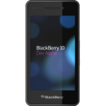 BlackBerry 10 Developer Alpha Smartphone officially unveiled; goes for Developers