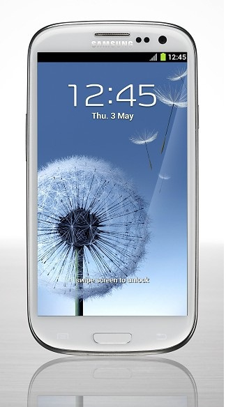 Samsung Galaxy S III on Pre-order at Amazon UK for £499.95 ($809); US at $899