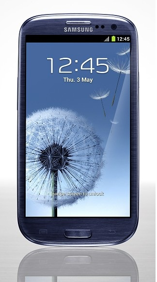 Samsung Galaxy S III Release Date for Canada official