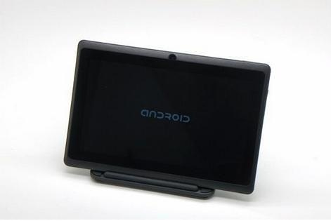 The HuaYi Android 4.0 ICS Tablet; pricing $65