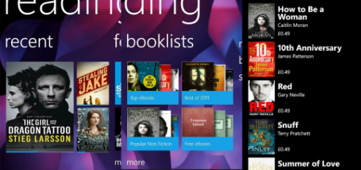 Nokia Reading for Lumia released, available for free