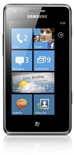 Samsung Omnia M Windows Phone 7 up for Pre-order on an Italian online Store; pricing €249.99