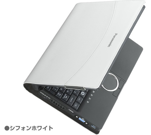 Panasonic releases Let's Note J10 Netbook in Japan, offers 12 hours of battery life ; Specs and Price