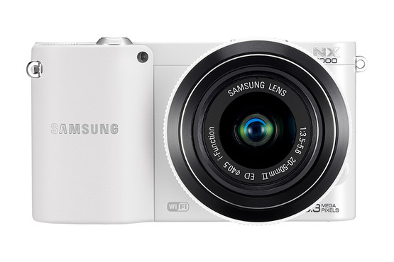 Samsung releases NX210 and NX20 Cameras, NX1000 in June for a Price of $700