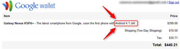 Android 4.1 Jelly Bean confirmed; launching at Google I/O?