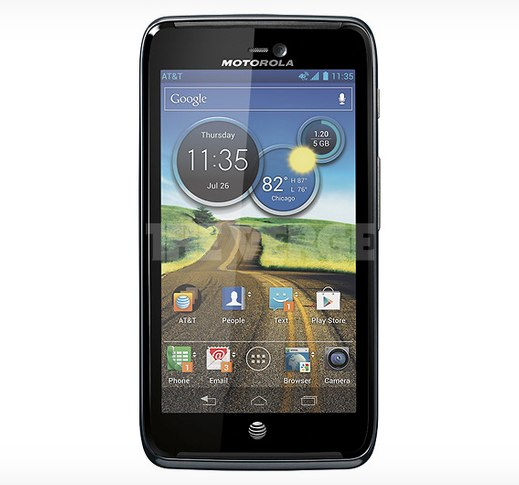 AT&T Motorola Dinara aka Atrix 3 LTE surfaced; releasing soon?