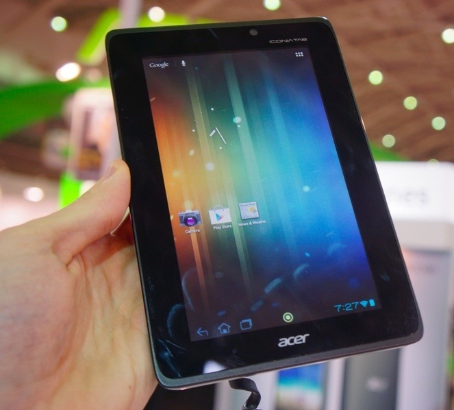 Acer Iconia A110 with Tegra 3 price less than $200