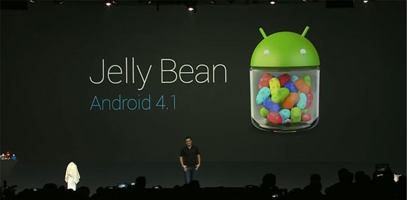 Android 4.1 Jelly Bean  Google Android 4.1 Jelly Bean official with new features; releasing mid July