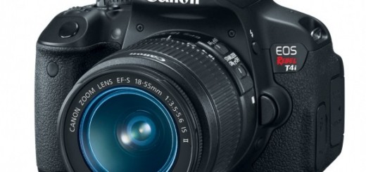 Canon EOS Rebel T4i Touch to release at the end of June; Specs and Price