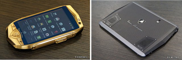 Lamborghini to release Android TL700 Smartphone and L2800 Tablet in Russia; Specs and Price