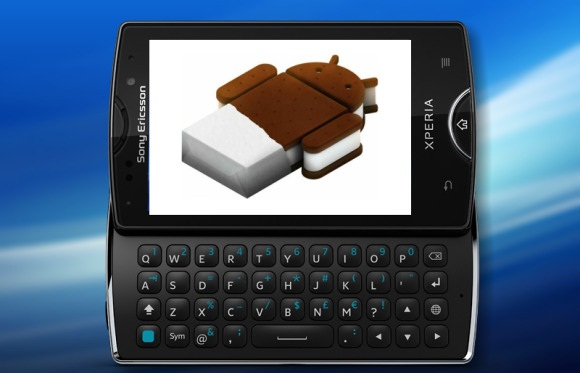 Sony releases 4.0 ICS Update for Xperia mini pro