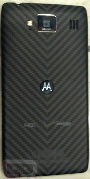 Image of Motorola Droid RAZR HD for Verizon with Specs
