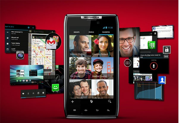 Verizon Motorola Droid RAZR and MAXX gets Android 4.0 ICS Update