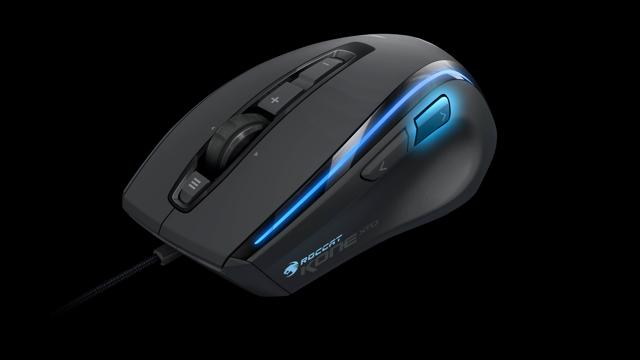 ROCCAT Kone XTD Gaming Mouse to debut at E3 and Computex