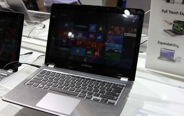 Samsung unveils Windows 8 Series 5 Hybrid; Specs revealed
