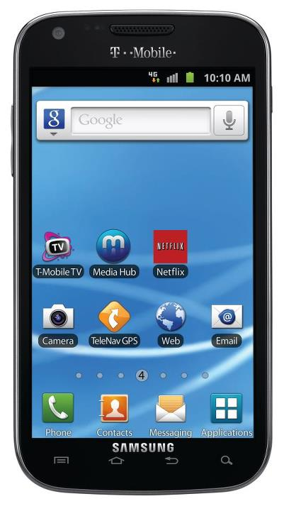 T-Mobile Samsung Galaxy S II 4.0 ICS Update Release Date official