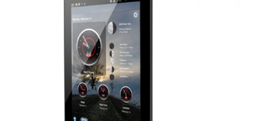 ViewSonic releases ViewPad E100 Android 4.0 ICS Tablet; Spec and Price