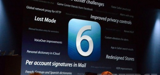 iOS 6 official with Map and Facebook integration; Features and Release