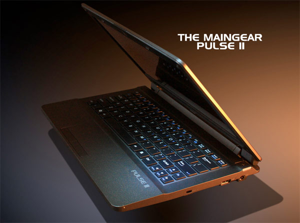 Maingear releases Pulse 11 Gaming Laptop; Specs and Price