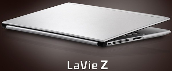 NEC LaVie Z Ultrabook to come with Ivy Bridge Processor and 1600 x 900 screen