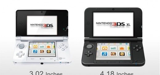 Nintendo 3DS XL to be released on July 28; pricing £199
