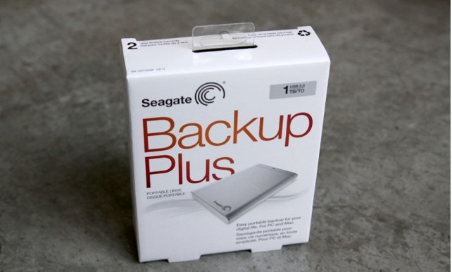 Seagate releases Backup Plus devices; Specs and Price