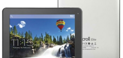 Storage Options releases Scroll Elite and Engage ICS Tablets; Specs and Price