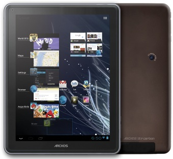 Archos to release Element Series ICS Tablets; Specs and Price