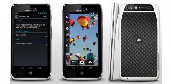 AT&T Motorola ATRIX HD official with Price and Release Date
