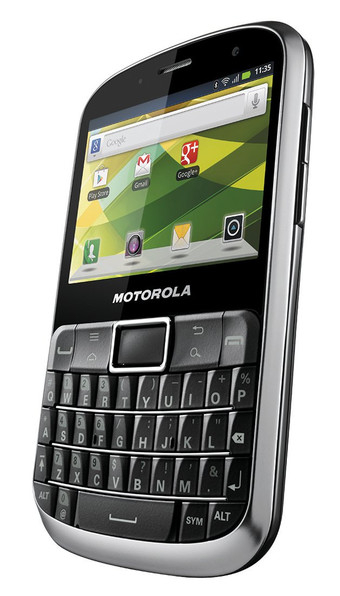 Motorola DEFY PRO QWERTY announced; Specs and Release Date
