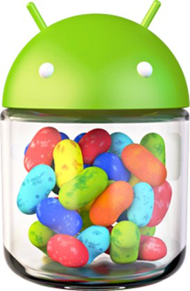 Nexus S gets Android 4.1 Jelly Bean Update