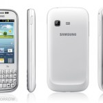 Samsung Galaxy Chat ICS Smartphone official; releasing this month