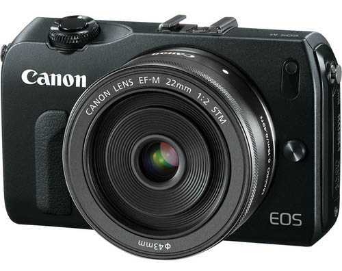 Image of Canon EOS-M mirrorless Camera spotted; debuting on July 23?