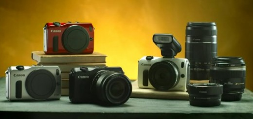 Canon to release EOS M Cameras in October; Specs and Price