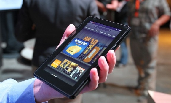 "Amazon 10"" Kindle Fire Tablet still in the Pipeline"