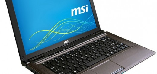 MSI CR41 Laptop with Ivy Bridge unveiled with full specs