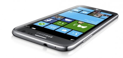 Samsung ATIV S WP8 announced with Specs
