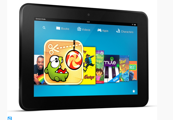 Amazon launches Kindle Fire HD 8.9 and 7 tablets; Price and Release Date