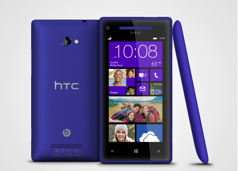 HTC Windows Phone 8X release date revealed