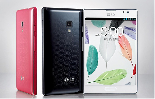 LG Optimus Vu II launched in Korea; Specs and Price