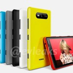 Images of Nokia Lumia 920 and 820 spotted; to be announced on September 5th ?