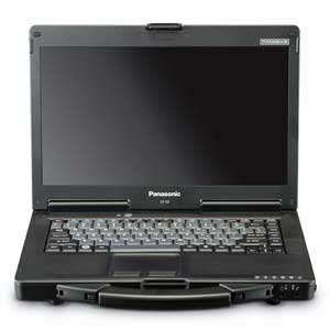 Panasonic Toughbook 53 Laptop gets updated