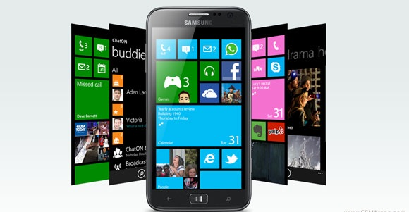 Samsung Ativ S available for Pre-order; pricing €549