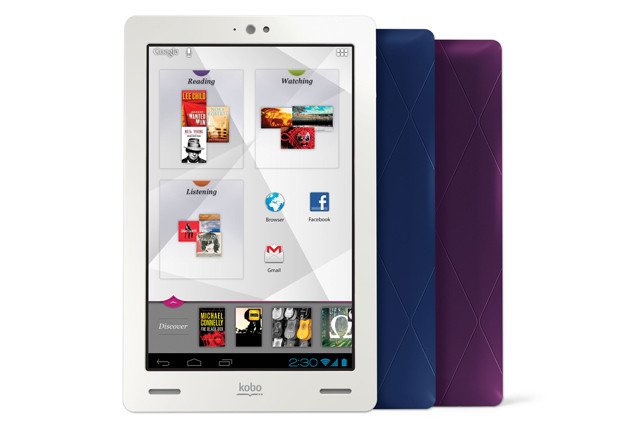 "Kobo Arc 7"" Android Tablet now in 64GB; Spec and Price"