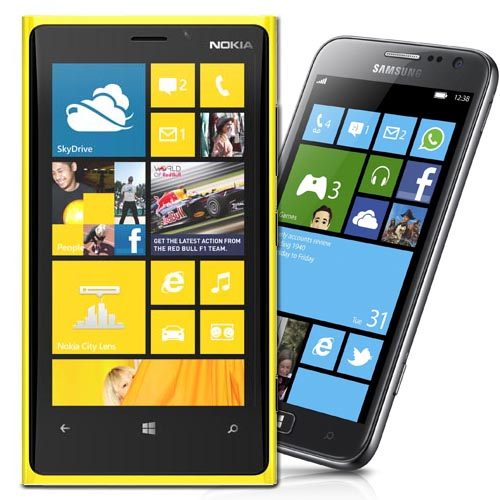 Nokia Lumia 920 Vs Samsung ATIV S Vs Lumia 820; Specs Comparison and Review